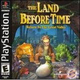 Land Before Time Return to the Great Valley Playstation Game Off the Charts