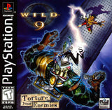 Wild 9 Playstation Game Off the Charts