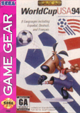 World Cup USA 94 Game Gear Game Off the Charts