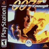 007 World is Not Enough Playstation Game Off the Charts