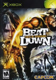 Beat Down: Fists of Vengeance Xbox Game Off the Charts