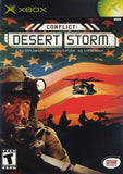 Conflict Desert Storm Xbox Game Off the Charts