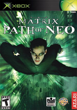 Matrix Path of Neo Xbox Game Off the Charts