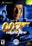 007 Nightfire Xbox Game Off the Charts
