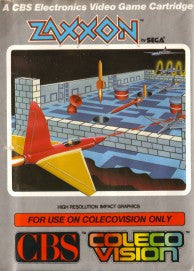 Zaxxon Colecovision Game Off the Charts