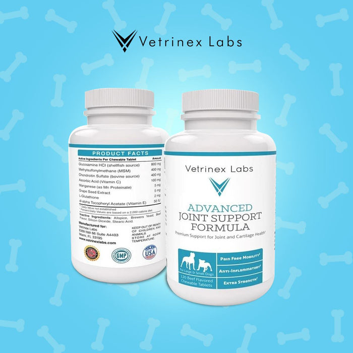 Vetrinex Labs Joint Support For Dogs