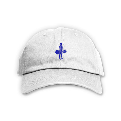 Lifter - Polo White Hat