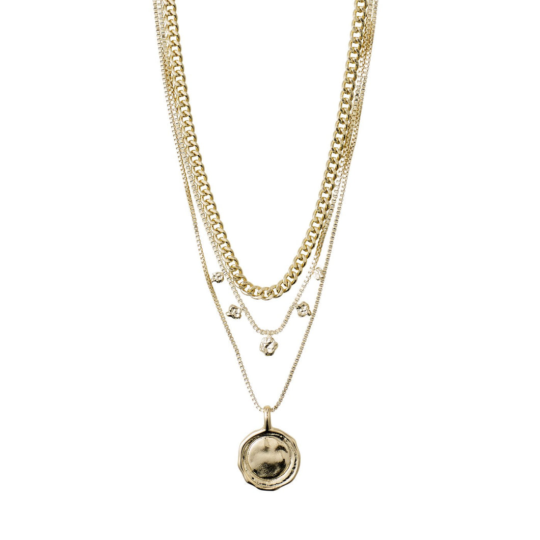 Air 3-in-1 Necklace - Gold