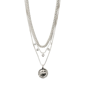 Air 3-in-1 Necklace - Silver