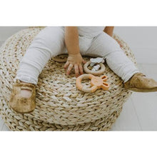 Load image into Gallery viewer, Dreamcatcher Silicone + Wood Teether