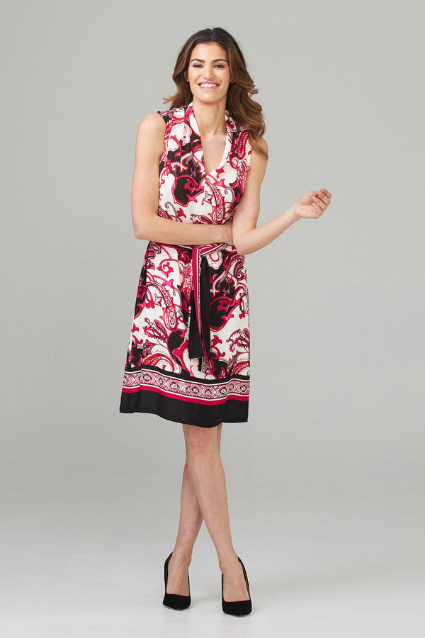 Paisley Dress by Joseph Ribkoff