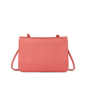 Crossbody Carryall - Carnation