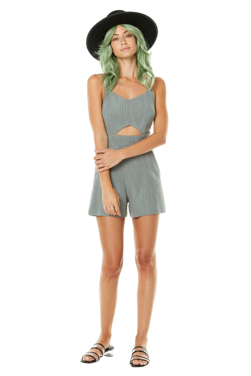 Calisson Romper