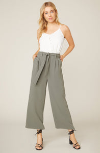 Go With The Flow Cropped Pant