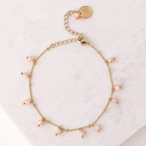 Dot Crystal Bracelet