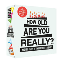 Load image into Gallery viewer, How Old Are You Really? Game
