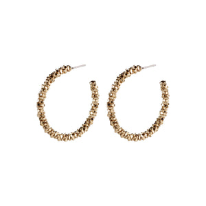 Noa Hoops - Gold