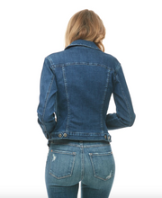 Load image into Gallery viewer, Classic Blue Jean Jacket
