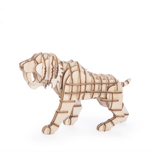 Sabertooth Tiger 3D Puzzle