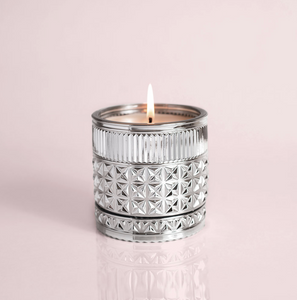 Citrus & Violet Haze Gilded Faceted Jar Candle