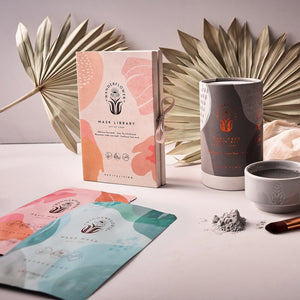 Wanderflower Sheet Mask Set