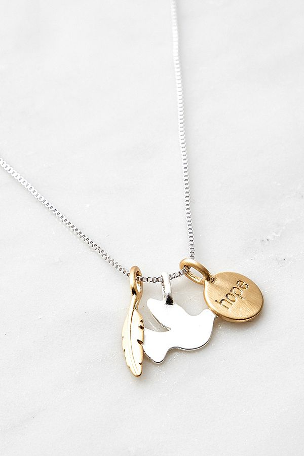 Hope Fortune Necklace