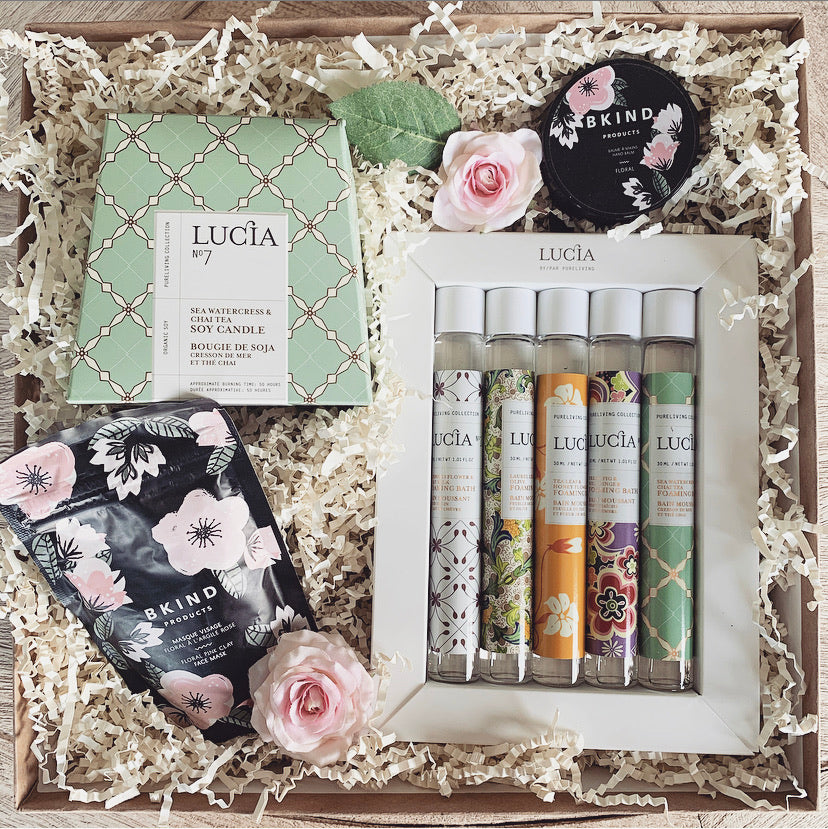The Spa Day Gift Box
