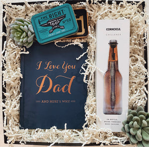 The Dad Gift Box