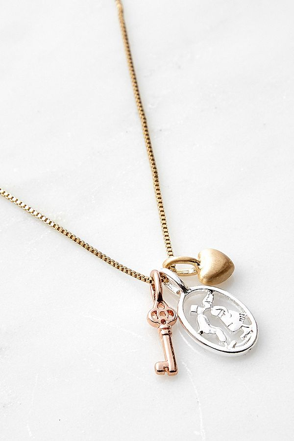 Love Fortune Necklace