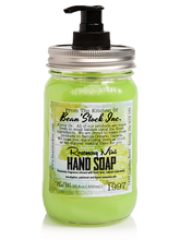 Load image into Gallery viewer, Rosemary Mint Hand Soap