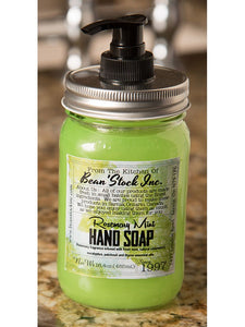 Rosemary Mint Hand Soap