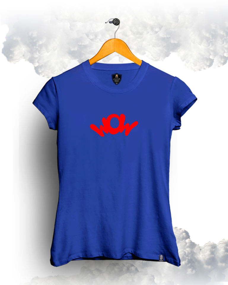 Wow Female Tee