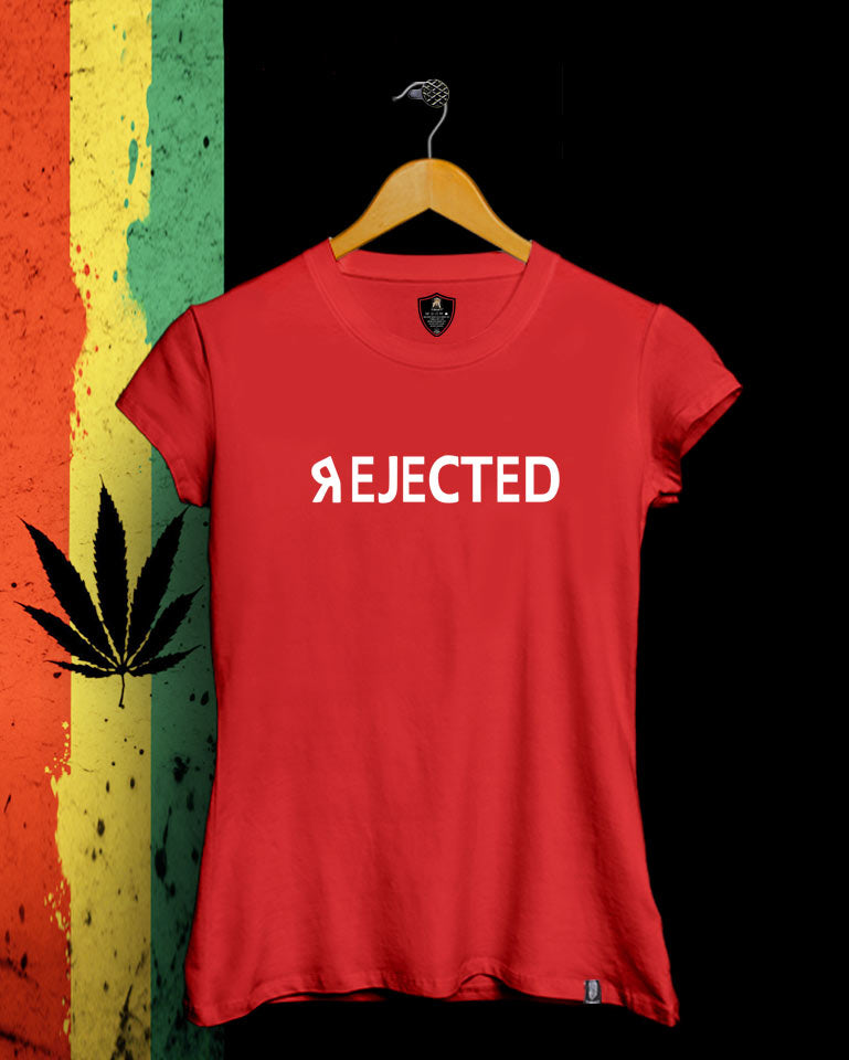Rejected Female Tee