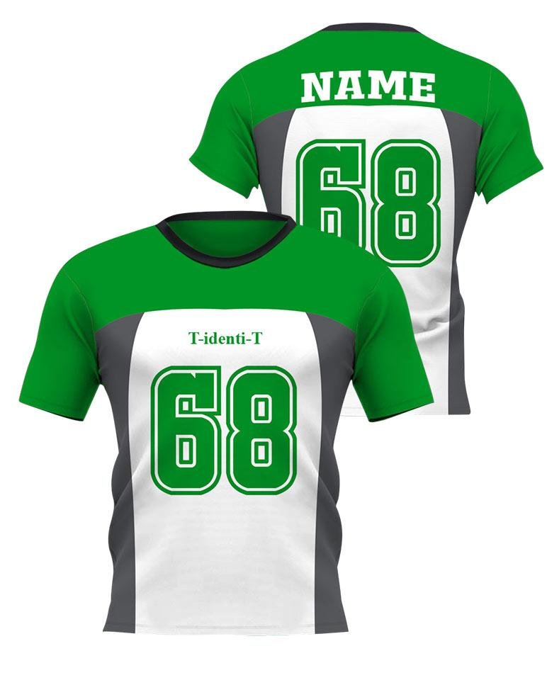 Roundneck Green Team Jersey