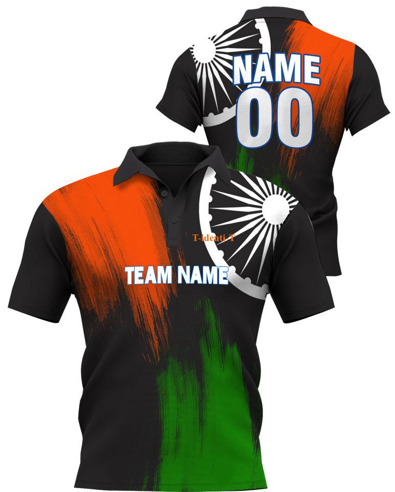 Polo India Splash Jersey