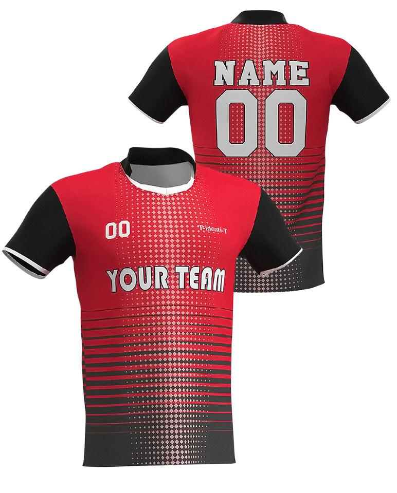 Red Devils Team Jersey