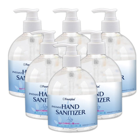 HSANT Hand Sanitizer Gel 16.9 Fl. Oz