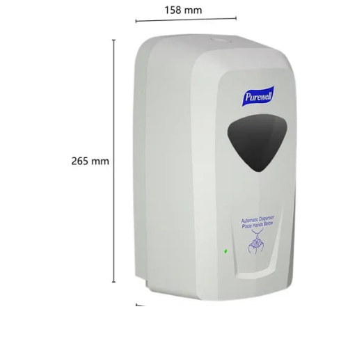 PW-01W Touch free Hand Sterilizer Dispenser