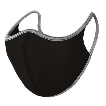 Stealth Black Mask