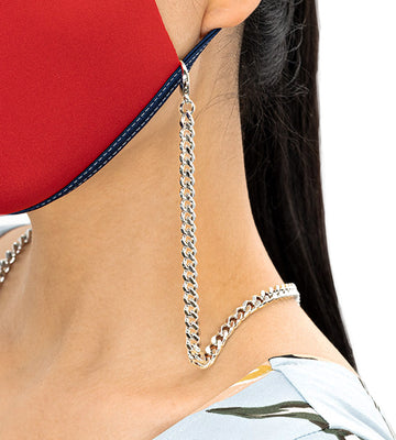 Jewelry Chain Mask Keeper