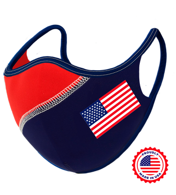 Star Spangled Mask