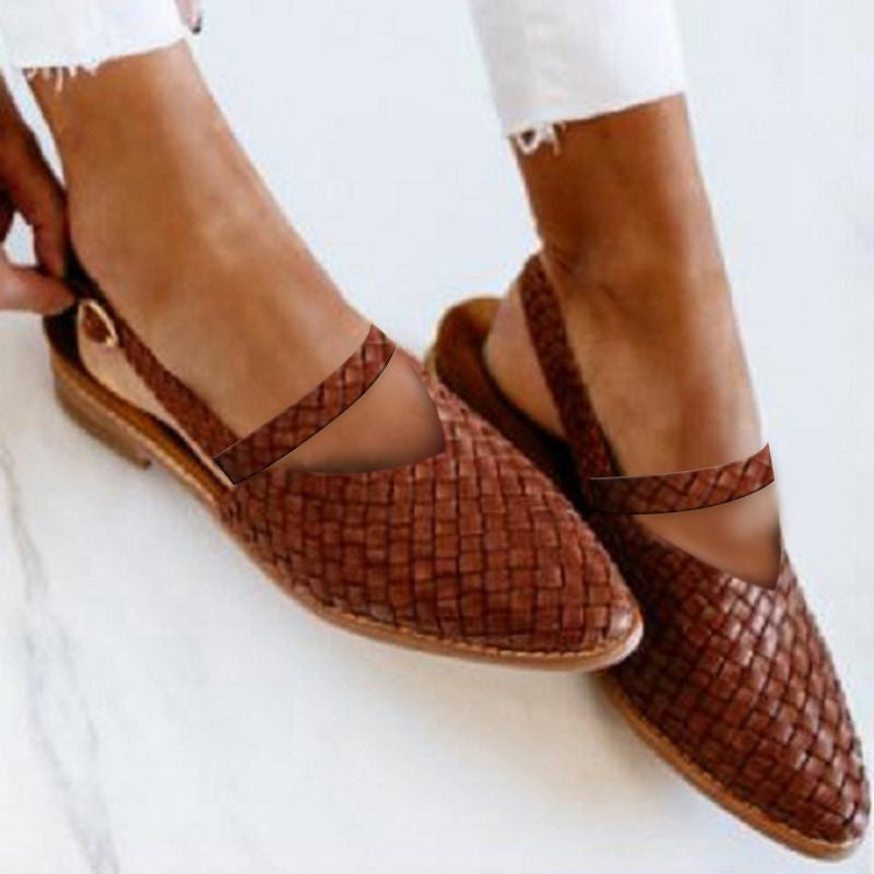 Women's fashion flat shoes