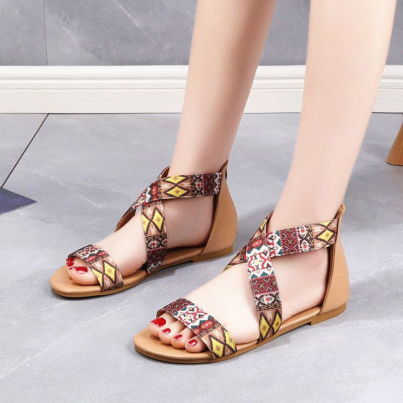 Women's Fashion Flat Sandals
