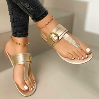 Women's shoes large size flat sandals women slippers ebay