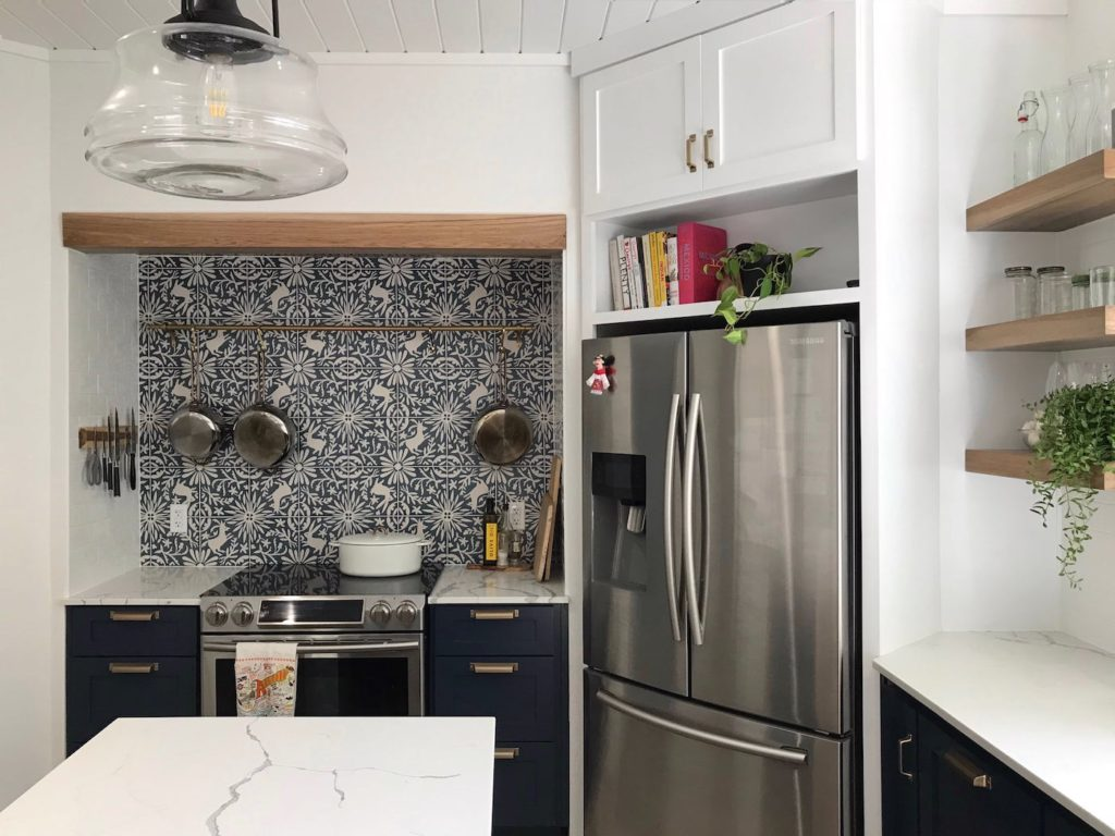 Kitchen Backsplash l Otomi Collection l Grow House Grow l Clay Imports