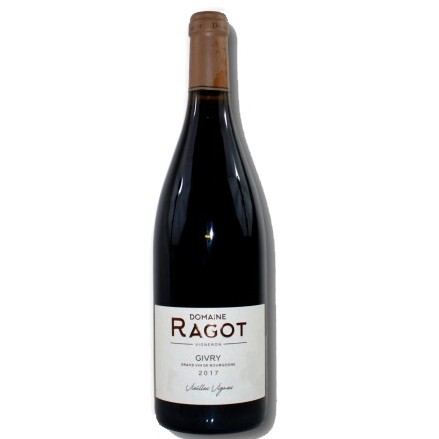 ROUGE | GIVRY | DOMAINE RAGOT | FRANCE