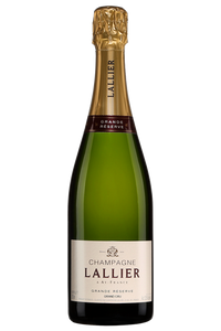 CHAMPAGNE | BRUT | GRAND CRU | LALLIER | 750ml