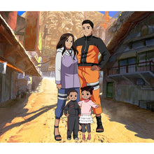 Load image into Gallery viewer, Custom Naruto Art