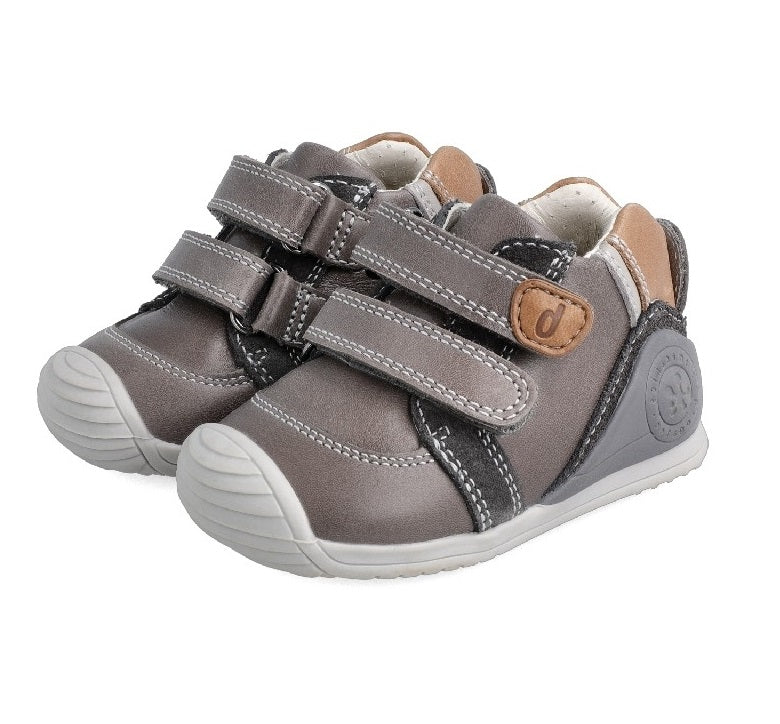 BIOMECANICS BOYS SHOES-201130B-ANTRACITA