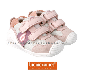 BIOMECANICS GIRLS- 212123-CASUAL SHOE-PINK